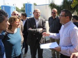 Nine million euros for Horadada sewage plant