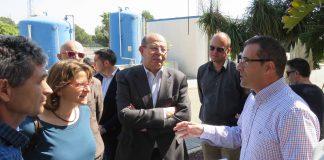 Nine million euros for Horadada sewage plant