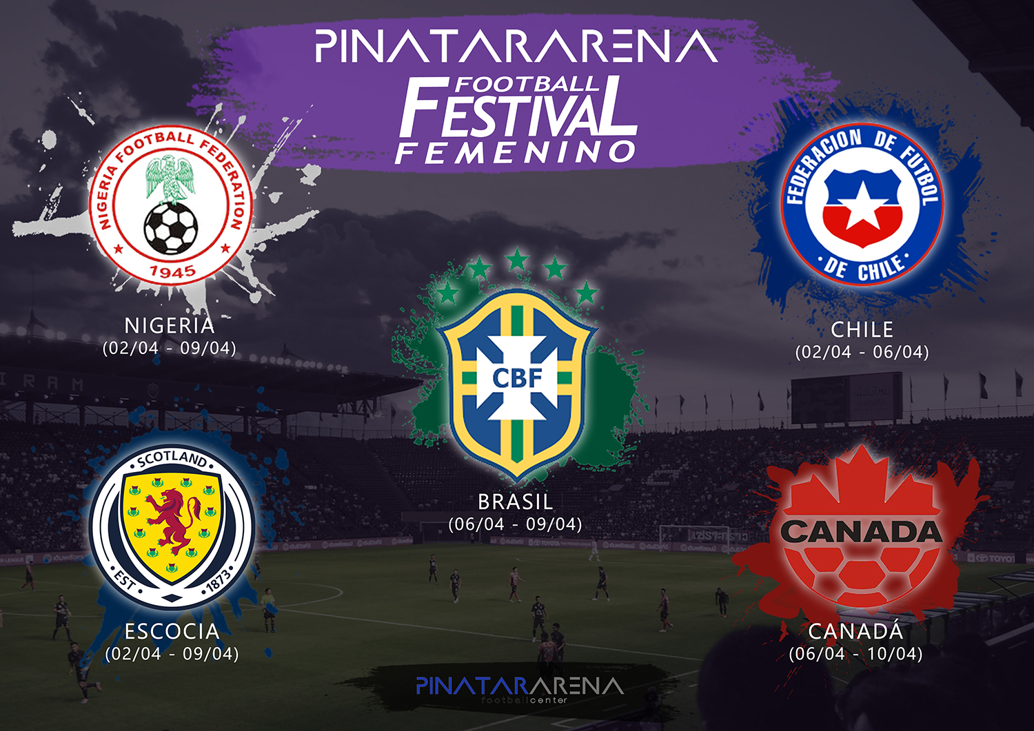Scotland at Pinatar to prepare for Women's World Cup