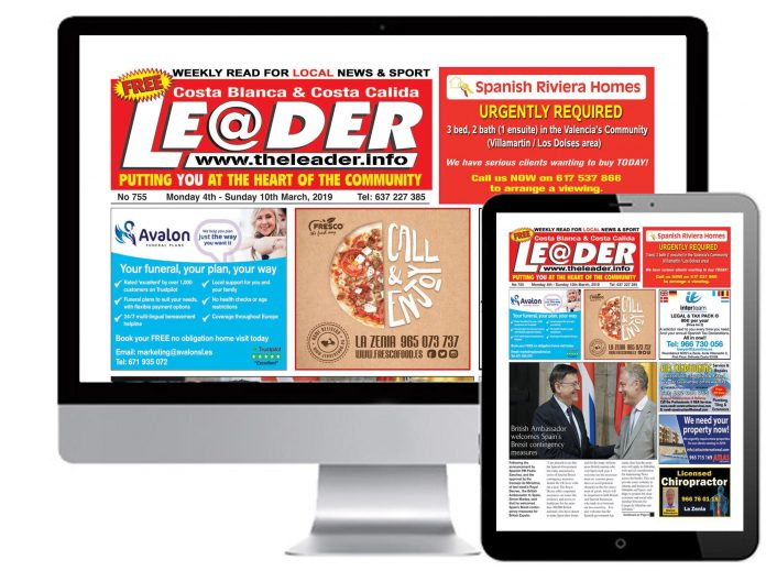 The Virtual Leader Newspaper Edition 755