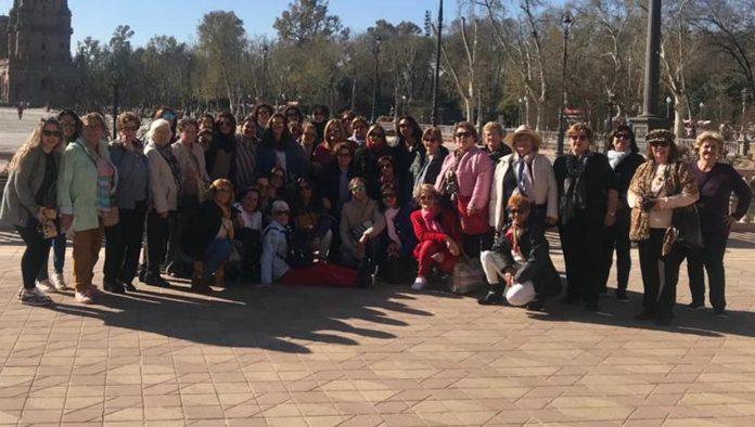 Mojácar Council organises Seville weekend