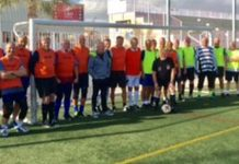 Walking Football Competition