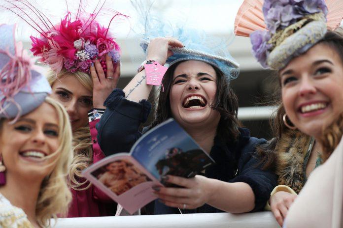 Altior showcases in Queen Mother on Ladies Day at Cheltenham
