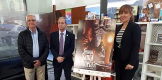 Holy Week in Orihuela promoted on Madrid metro