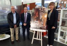 Holy Week in Orihuela promoted on Madrid metro