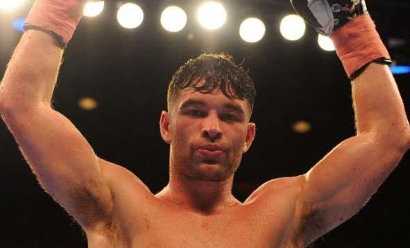 Proud Preston boxer Fitzgerald