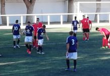 Final Score CD Dolores 1 – 1 CD Montesinos