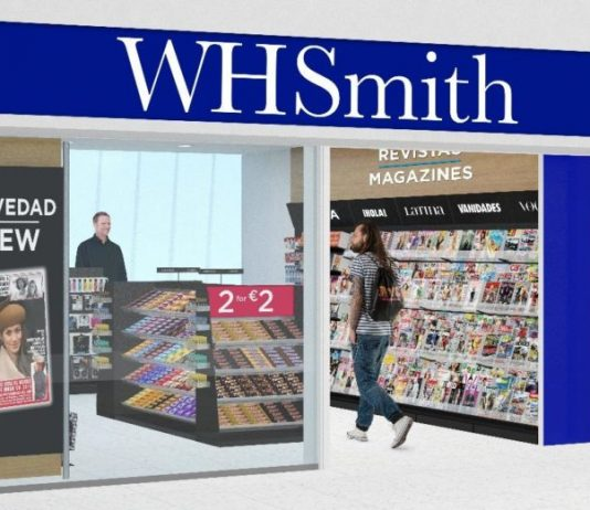 WHSmith expansion into Corvera Airport