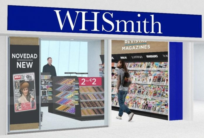 WHSmith expansion into Corvera Airport