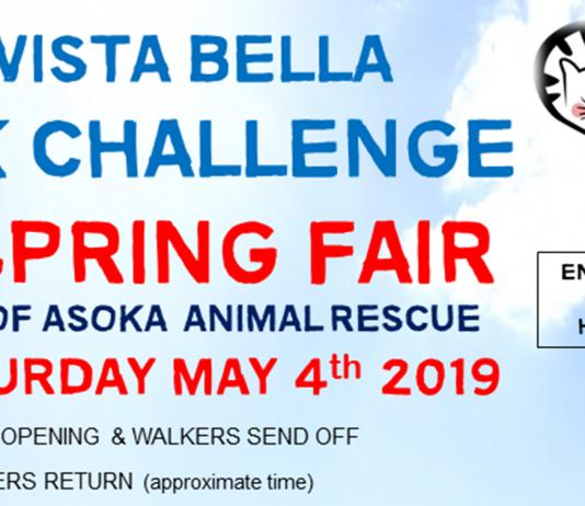 Entre Naranjos Fundraiser for ASOKA animal refuge