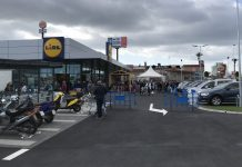 New Lidl for Torrevieja