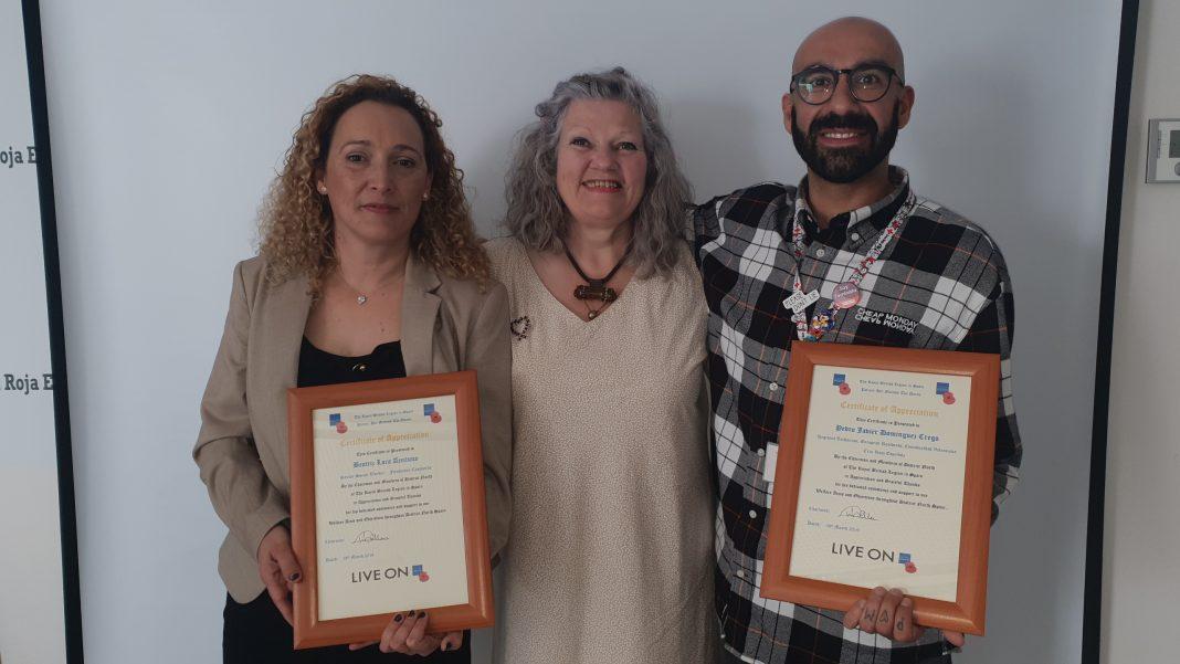 Awards from TRBL to external organisations