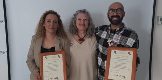 Awards from TRBL to external organisations
