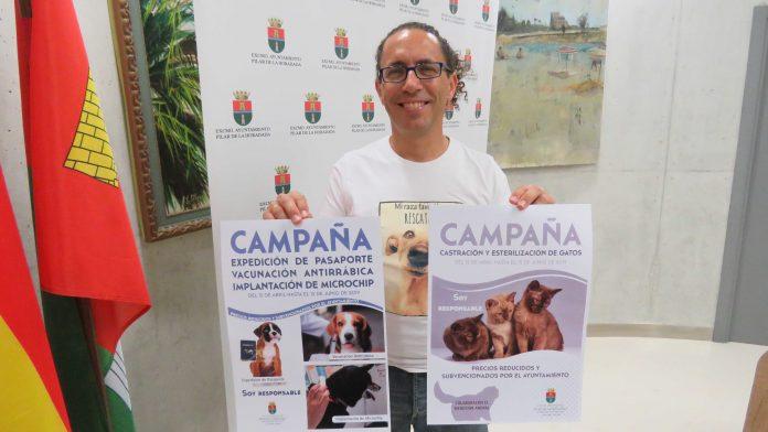 Pet welfare campaigns in Pilar de la Horadada