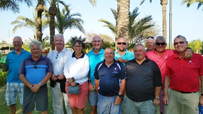 All winners Guests Bruce, Bjorn. Paddy, Eva, Chris, Tony, Kev, Bob, Theo, Steve, Keith.