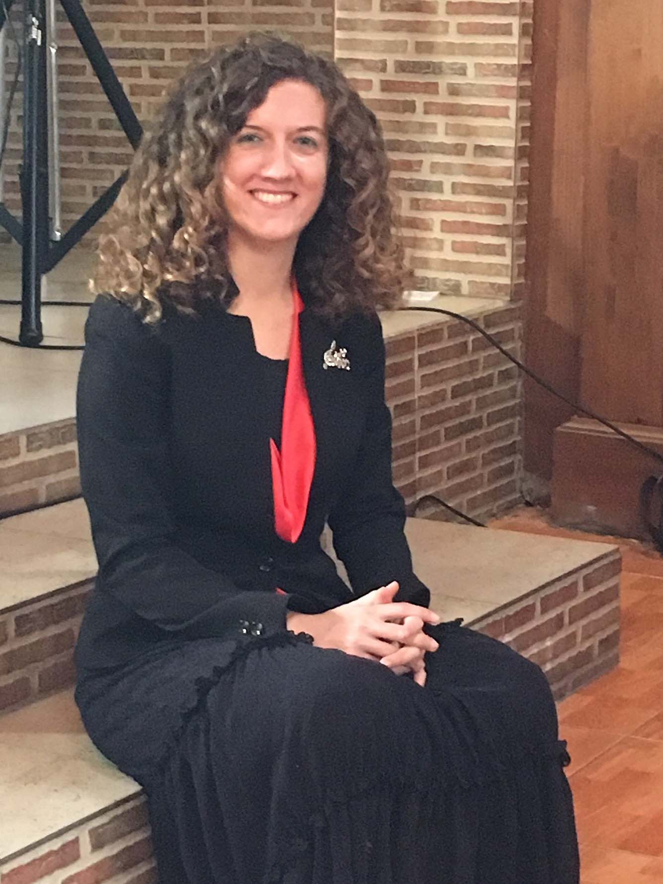 Crescendo International Choir Director Irene Oliva