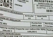 Civil Guard warns of a new Tráfico scam
