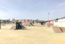 Mojácar Council Opens Public Skate Park