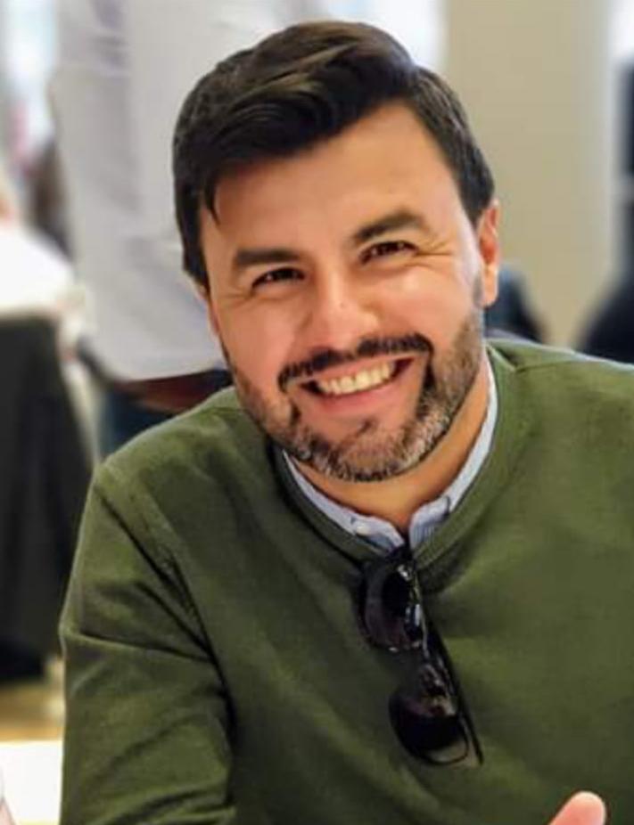 José Aix is the leader of Orihuela's Ciudadanos Party
