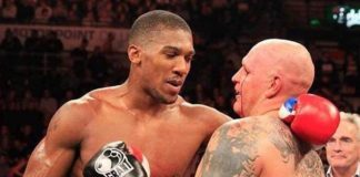 Paul Butlin, defeated against Joshua in 2013, says AJ met his maker and ran out of steam.
