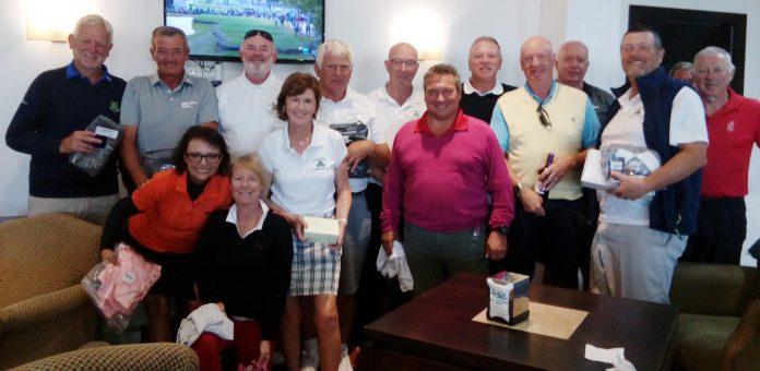 The Celts Club de Golf. Monthly Championship