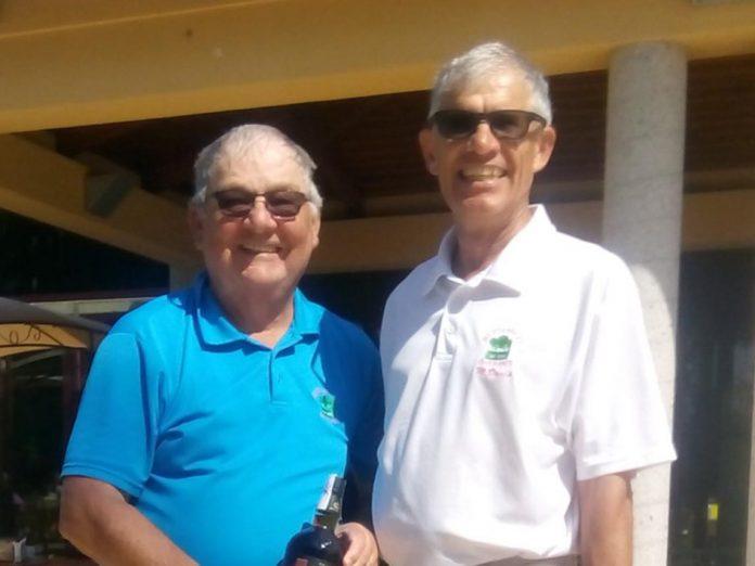 Benny Jorgensen, Mike Davies.