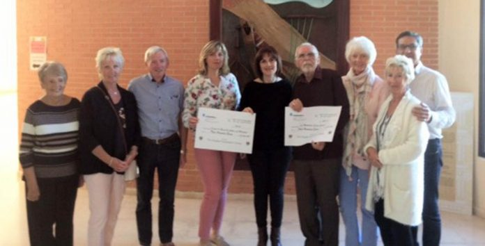 Camelot donation to Los Montesinos
