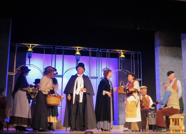 My Fair Lady is coming to Rojales!