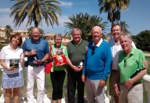 Montgo Golf Society Stableford at Oliva Nova