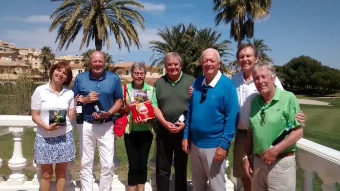Montgo Golf Society Stableford at Oliva Nova