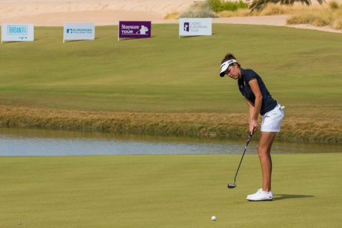 Engzelius Looks Forward To Defence At Terre Blanche Ladies Open