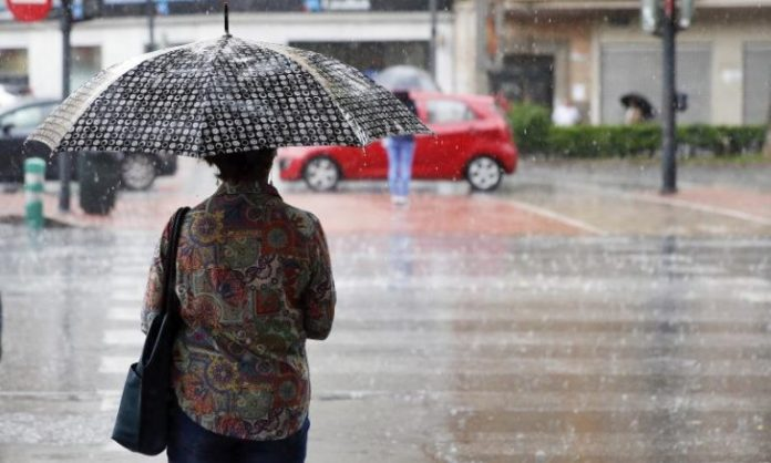 Storms threaten to ruin the Easter weekend
