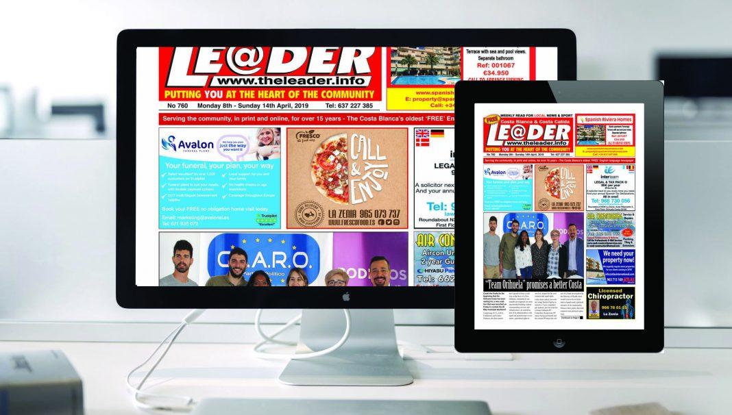 The Virtual Leader Newspaper Edition 760