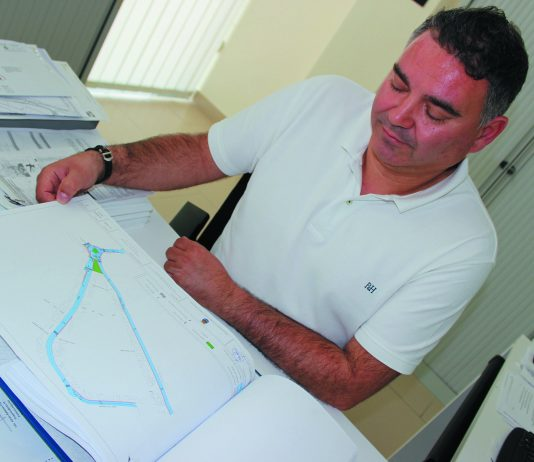Deputy Mayor and Councillor for Urban Planning, Sergio Correas Ferrer, confirmed that finance has now been received to fund improvements to the Camino de la Balsa