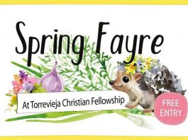 TCF Spring Fayre