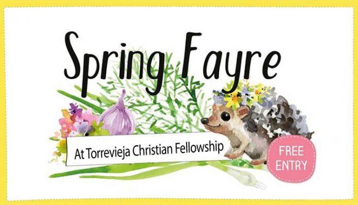 TCF Spring Fayre