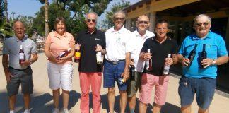 Paddy O'Brien, Helen Beddows, Ronny Campbell, Mike Davies, David Swann, Alistair Douglas, Benny Jorgensen.David Swann