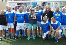International Walking Football Competition 2019