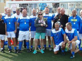 International Walking Football Competition 2019