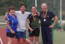 Easter Tennis Tournament at Campoamor Golf