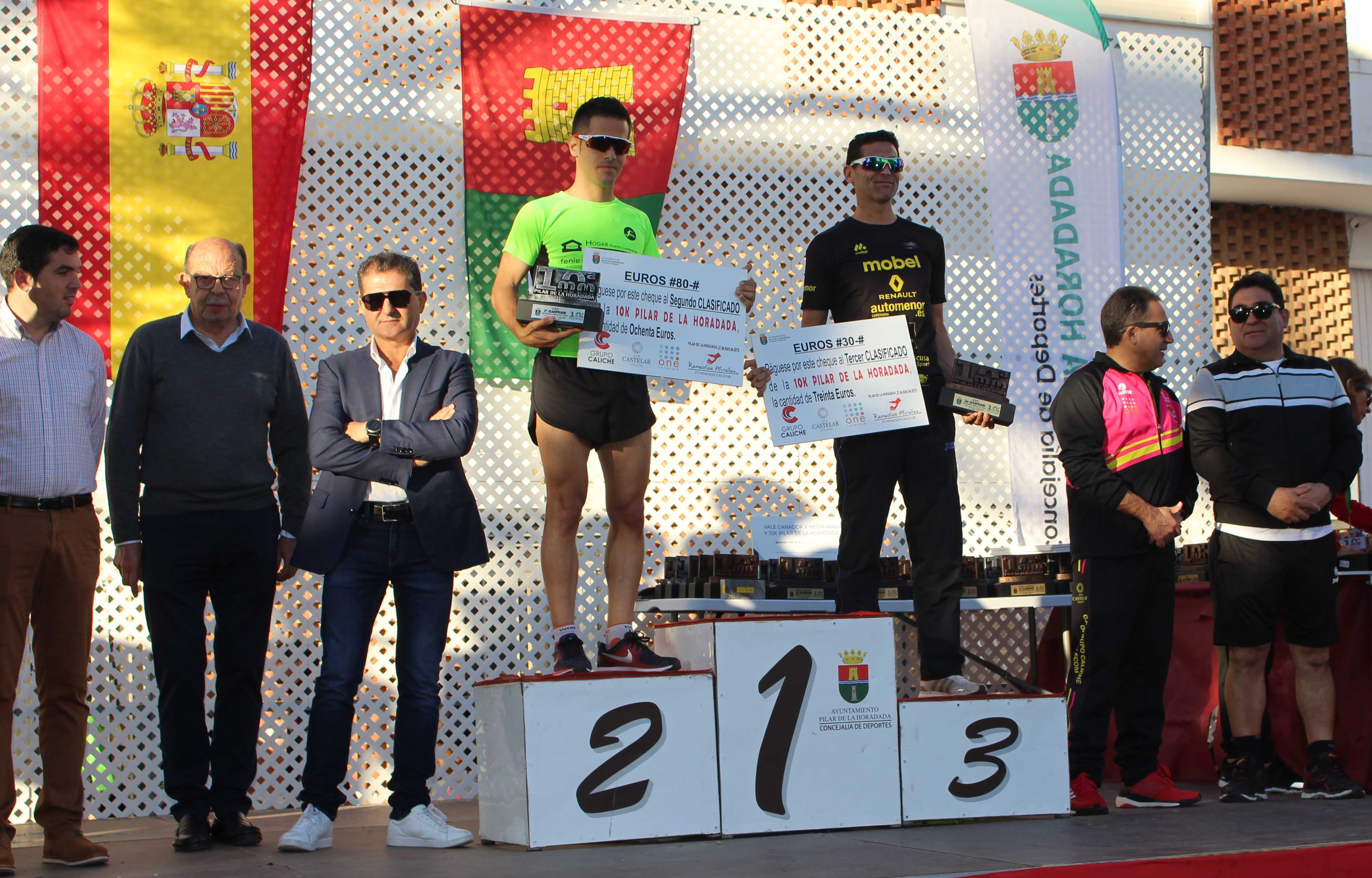 Record number take part in Pilar Half Marathon