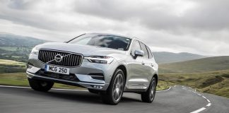 VOLVO XC60 TOPS THE POPULAR POLL AS AUTO TRADER'S BEST CAR FOR LONG DISTANCES