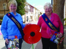 The Royal British Magazine, Spain District North