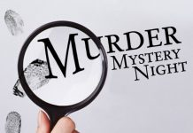 A MURDER MYSTERY - The Case of the FATAL FAREWELL