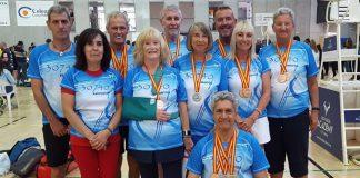 Local Players raid Badminton Nationals in Mallorca