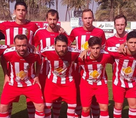 In relegation and criticism CD Montesinos fans 'Keep the Faith'