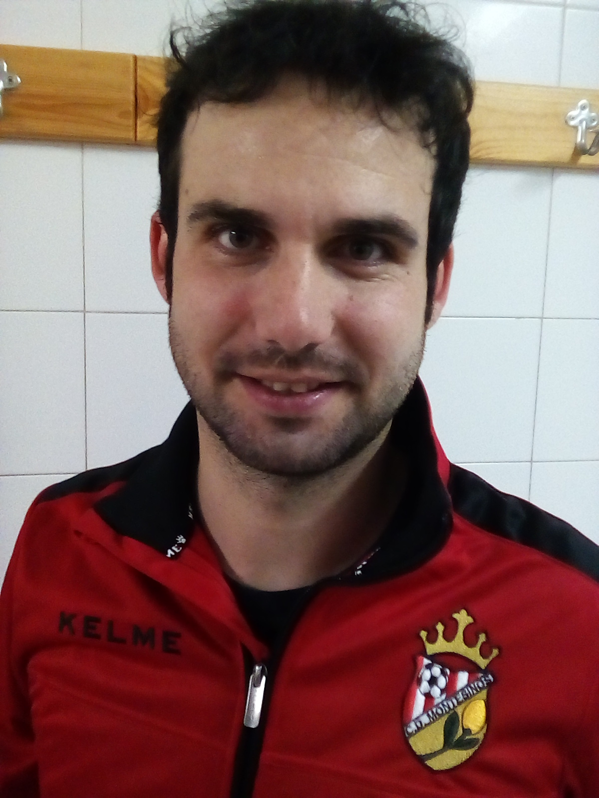 CD Montesinos keeper Carlos, formerly with Cambridge City FC, has had an outstanding season.
