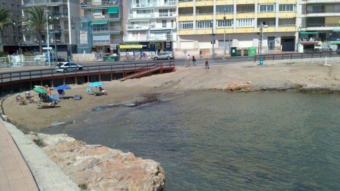 Woman drowns in Cala del Palangre de Torrevieja
