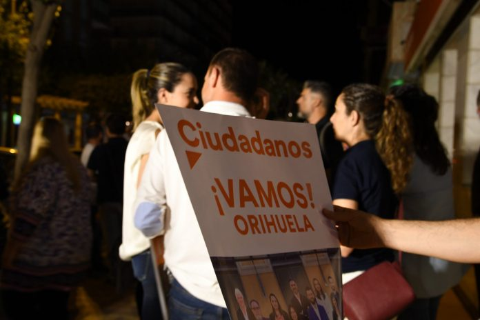 "Ciudadanos say that ""It's time for a centre government"""