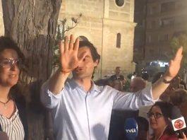 Eduardo Dolon has regained an overall majority for the PP in Torrevieja